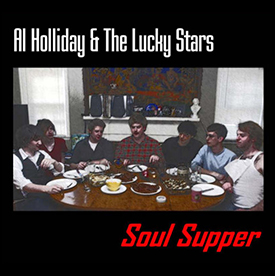 Al Holliday and the East Side Rhythm Band's Album Soul Supper